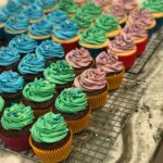 Cupcakes, Weekend Things, and a Quick Motherhood Vent